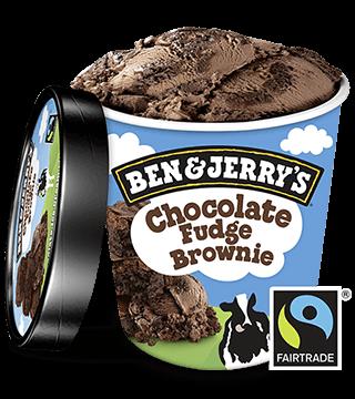 Ben & Jerry's Chocolate Fudge Brownie