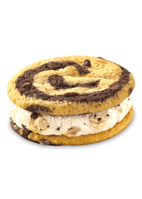 Ben & Jerry's Cookie Dough Wich