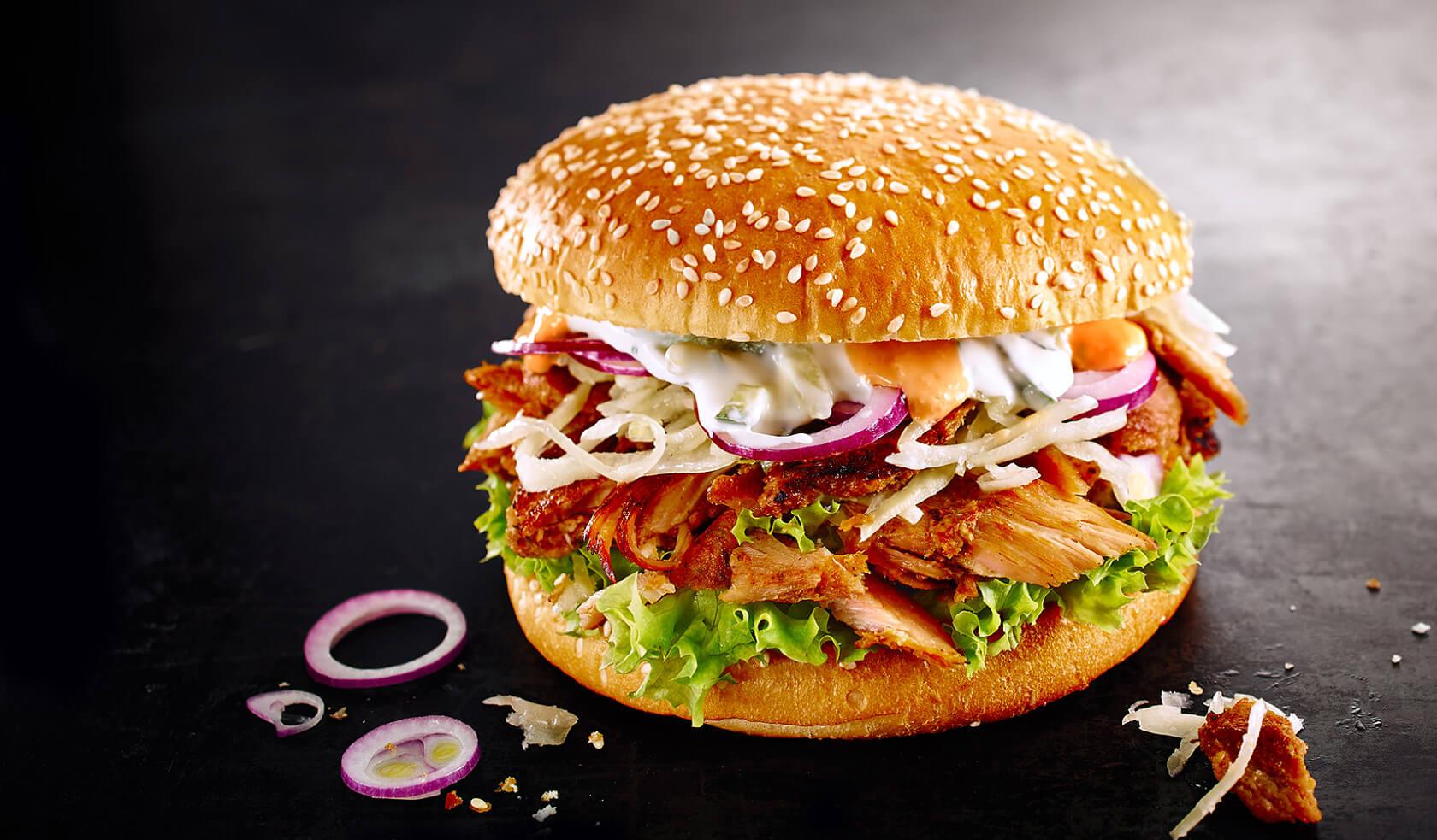 Burger Gyros