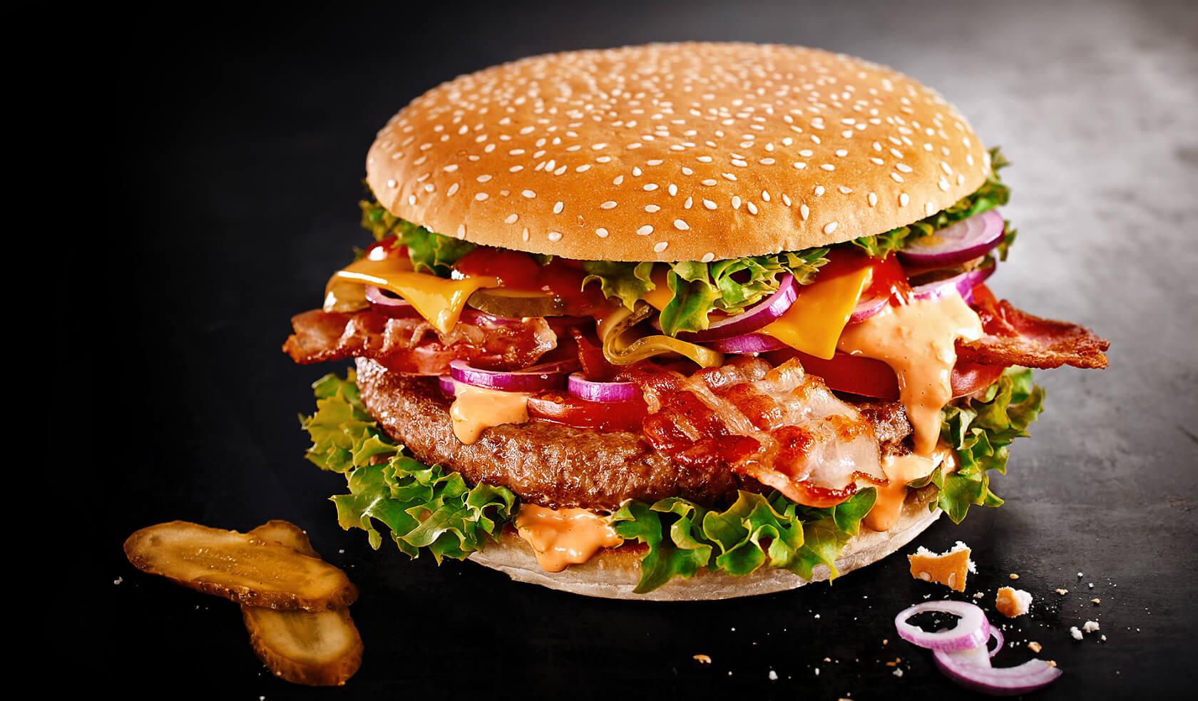 Burger Jumbo