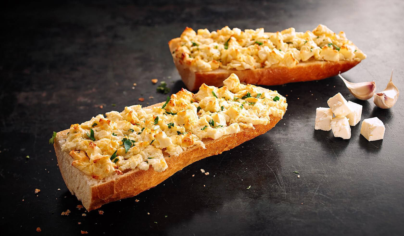 Knobi-Baguette Hirtenkäse