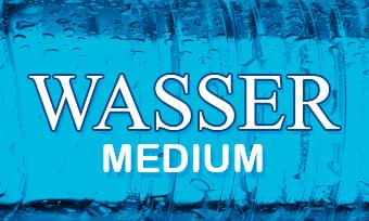 Wasser, Medium