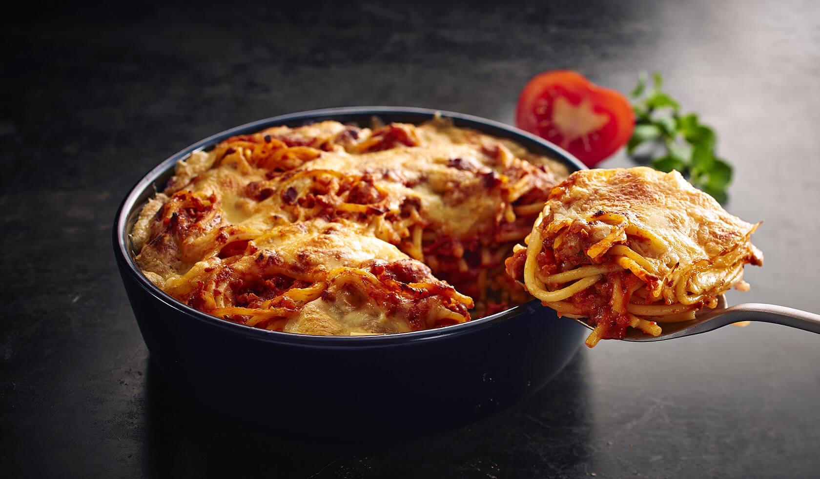 Kidz Spaghetti Bolognese