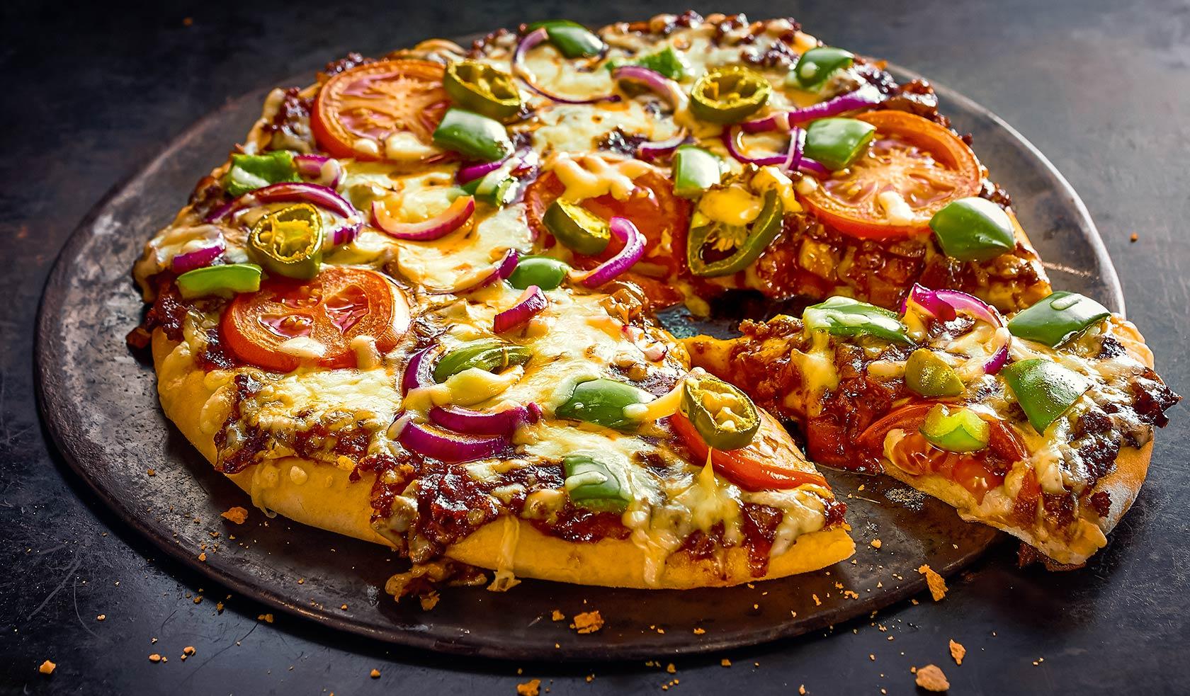 Pizza Texas-BBQ
