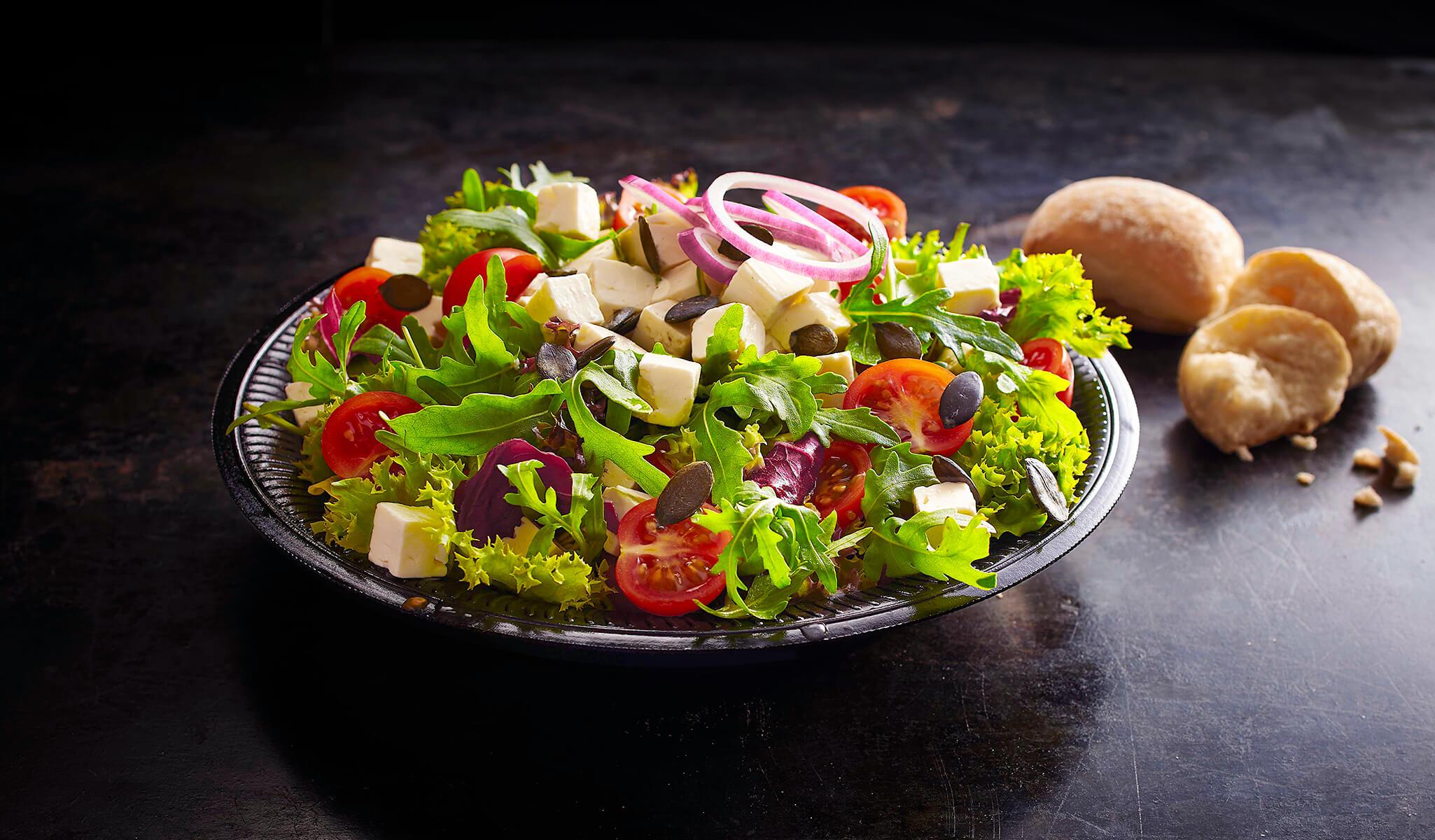 Kerniger Hirtensalat